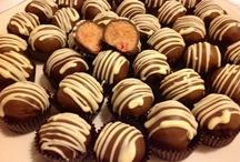 Cioccolatini ripieni / I Dolci di Maria Rita