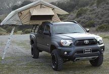 Overland Camping   @roadskoolery / Dreamy hi-consumption