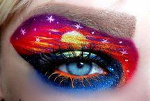 Fantasy eyes