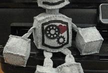 'bots / Robots! / by Kim Harris Matschull