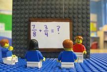 Learning / Creative ways to learn.... for children as well as adults Creativiteit praktijkleren innovatie simulaties