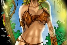 Human • Jungle • Female