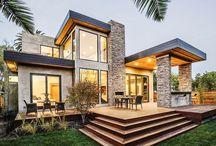 Bahceli evler