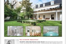 FOR SALE in NEUILLY Private Mansion