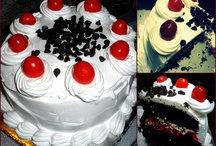 Cakes / A preview of our wide variety and flavours of Cakes