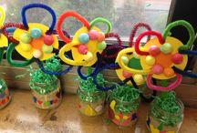 Arts plastiques GS maternelle