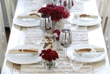 Mise En pLace / #tablesetting #mood #inspiration