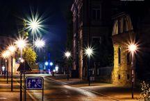 @t night / Von Langzeitbelichtung bei der Dämmerung bis hin zur stockfinsteren Nacht.