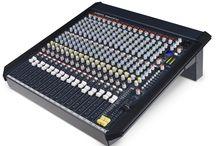 Studio Sound Mixers