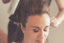 #Wedding in Val d'orcia / #Hairstyle for #wedding , #makeup for #wedding