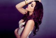 Model-Nicole Amy Madell / shoot in mumbai