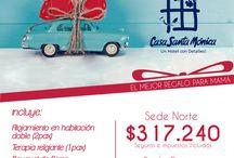 Planes Casa Santa Mónica / Descubre los increíbles planes que Casa Santa Mónica tiene para ti