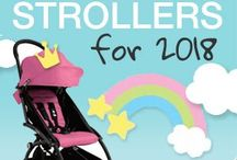 20 New Strollers For 2018