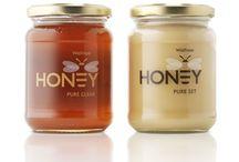 Honey Label / honey.. honey.. honey