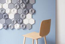 Texture / Forskjellige mønster til bygningen
