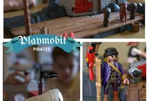 Playmobil, preschool toys / Playmobil, a top manufacturer within preschool make amazing toys which are built to last and encourage children to use their imagination through role play.  These are some of our favourite Playmobil toys.