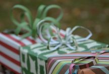 Papercraft Gifts & Giftboxes / We adore handmade gift bags, ribbons and boxes!