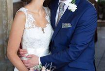 Bröllop - kostymer
