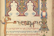 ARMENIAN ILLUMINATED MANUSCRIPTS / One of the most brilliant, imaginary and creative kind of art, illuminated manuscripts of Armenia, yet not widely known at all.