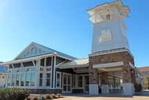 Welcome Center / Bayside's new Welcome Center that opened February 2016!