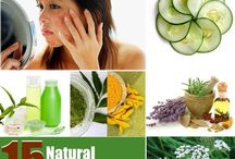 Skin Care / Get Skincare tips to cleanse,exfoliate and enhance your skin.