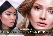 Makeup Trends Fall Winter 2015-2016 / http://www.womanoclock.gr/category/makigiaz