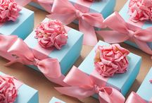 Fancy Favour Boxes. Young Ladies. / Show off with these Stunning Party Parcels & Bags