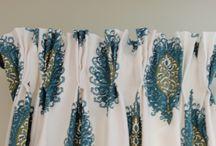 Curtains / by Elizabeth