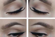 Eye make ups