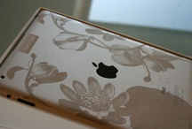 iPad engraves / engraving Apple iPads with a Trotec Speedy 300