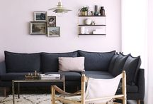 Living areas / by Justine Cullen