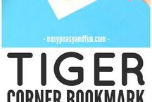Corner bookmarks