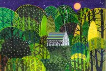 Paintings / Selected paintings from artists featured at Reallyverynice Ltd's Gallery