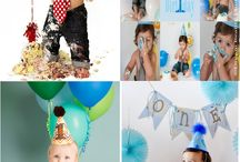 Jakes First Birthday IDEAS / by Lacey Piglia