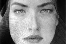 Tatjana Patitz / German model and actress.