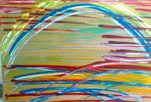 olio su tela ©AM /   C'è sempre stata in me una gran voglia di esprimermi con le arti, poggiando il pennello nell'impasto dei colori sono nate le mie tele. Umilmente sono qui.