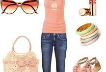 tøj stil sommer