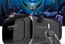 3D Glasses Virtual Reality