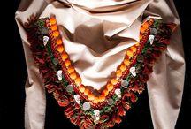 Pañuelos / Pañuelos fulares scarf modelos indie boho
