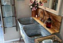 Washtub Sinks