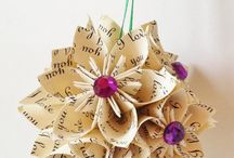 Paper Crafts Class Ideas / Possible class to teach??