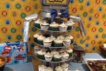 Torres De Cupcake