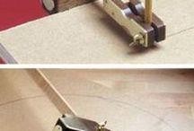 wood tools & art
