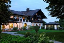 Hotels in Bavaria - Germany / Romantic castle hotels, historic villas & country homes in Bavaria close to the famous cities Munich and Salzburg