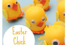 Easter crafts / Easter and Spring related crafts