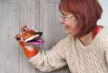 Handmade Puppets & Toys POLetsy