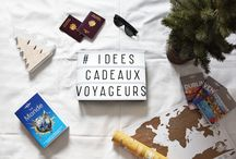 Idées cadeaux voyageurs
