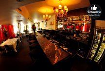 receptins in a bar