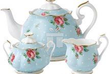 Idei de cadouri: Accesorii Ceai / Vesela de portelan sau ceramica.