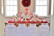 Christmas party ideas / by Jamie Hertter